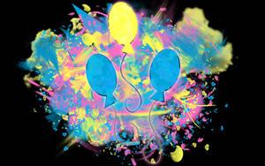 Pinkie Pie's Balloons by tvolcom322