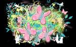 Fluttershy's Butterflies