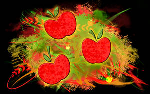 Apple Jack's Apples by tvolcom322