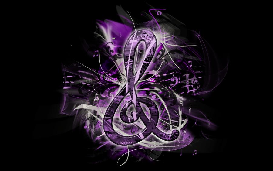 g clef background wallpaper - photo #43