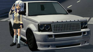Kanades Range Rover