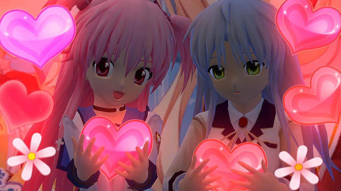 Happy Valentines Day!!^^ by xSakuyaChan510x