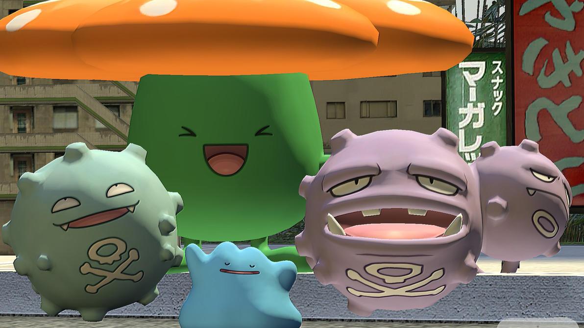 :: Random Pokemons :: by xSakuyaChan510x