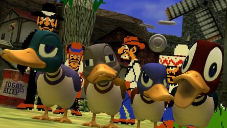 :: DH Ducks! ::