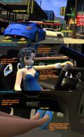 .: Asakura Drives Downtown :.