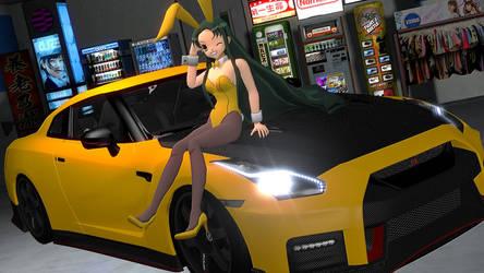 .: Tsuruyas GT-R Nismo! :. by xSakuyaChan510x