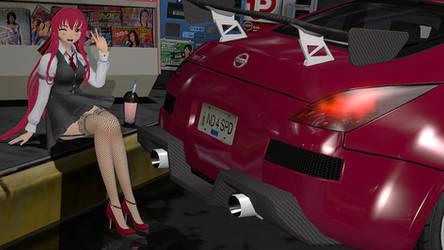 .:. Koakuma 350Z .:.