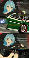 .:. Close Call Miku .:.