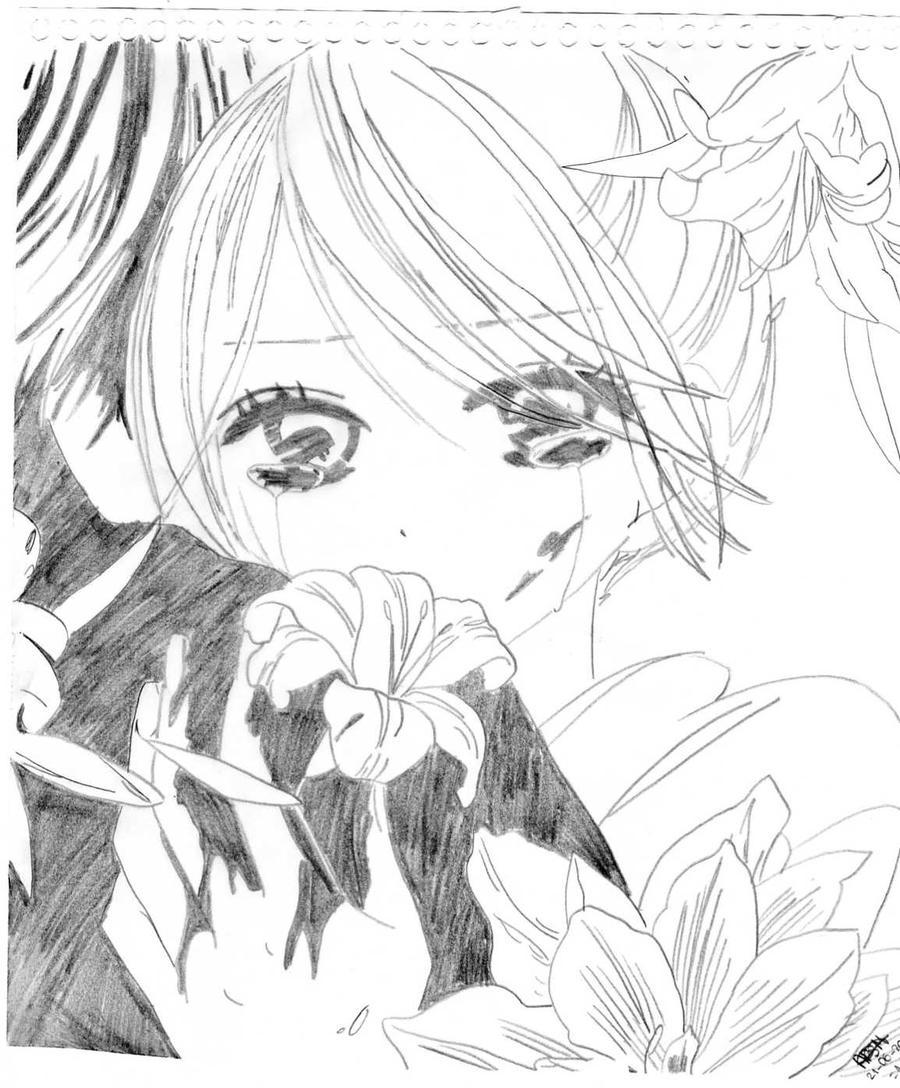 Misao Harada by Lunna01