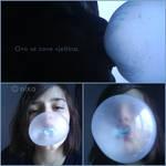 Bubblegum me.