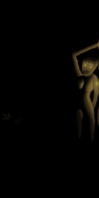 Mannequin Girl by EnthrallinglyBadArt