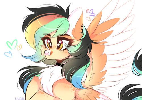 Pony OC|Art sketch