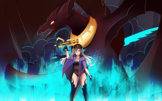 Luna (Persona 5 AU)
