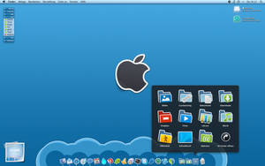 Sticker iMac by doneld