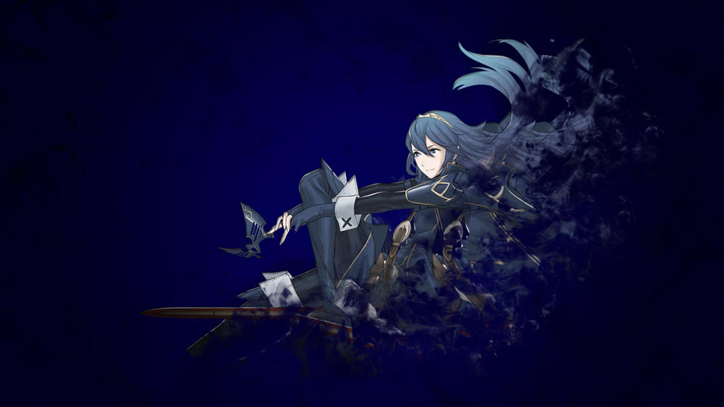 Lucina Fire Emblem Wallpaper Fire Emblem Lucina Wallpaper