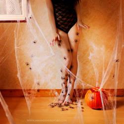 Happy Halloween by AmandineRopars