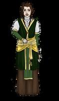 Commission:  The Scholar
