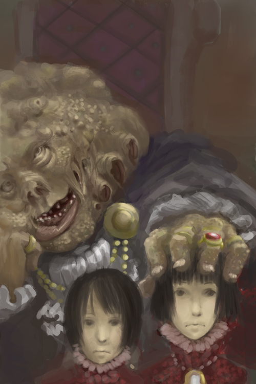 The beurocrat by ChuuStar
