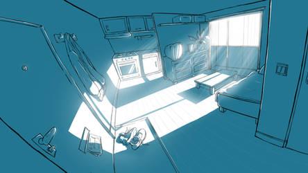 Apartment by ChuuStar