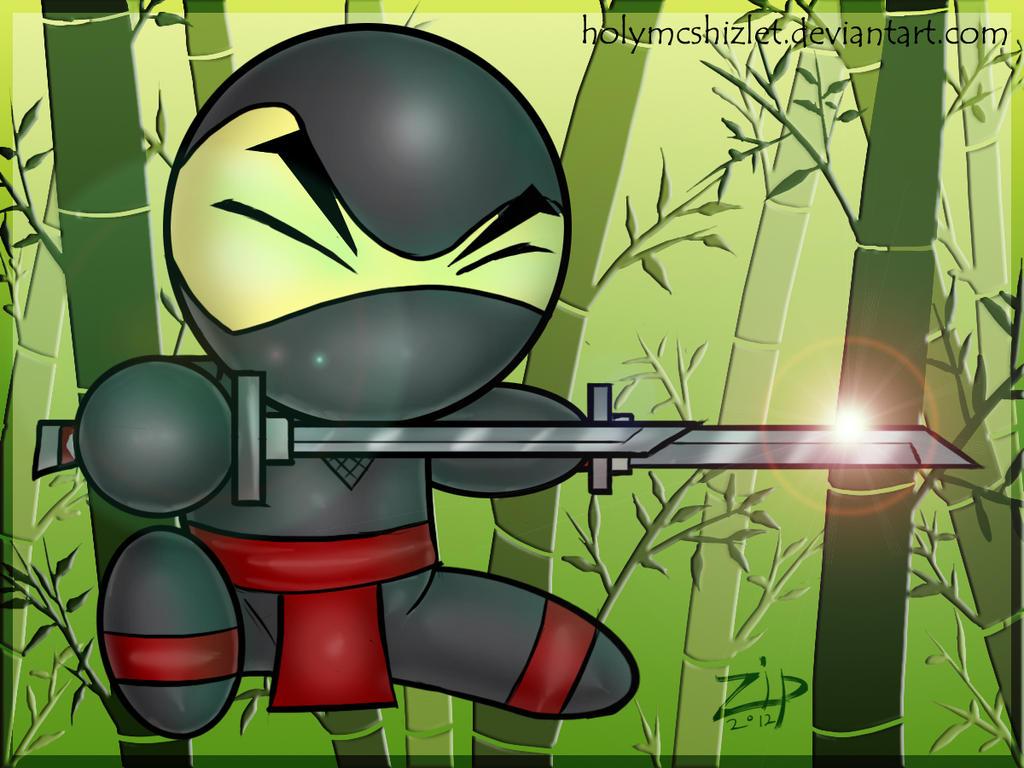Cute ninja wallpapers