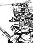 Pencil Power Turtles