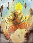 Super Sayan Goku