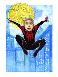 Spider Kid Small