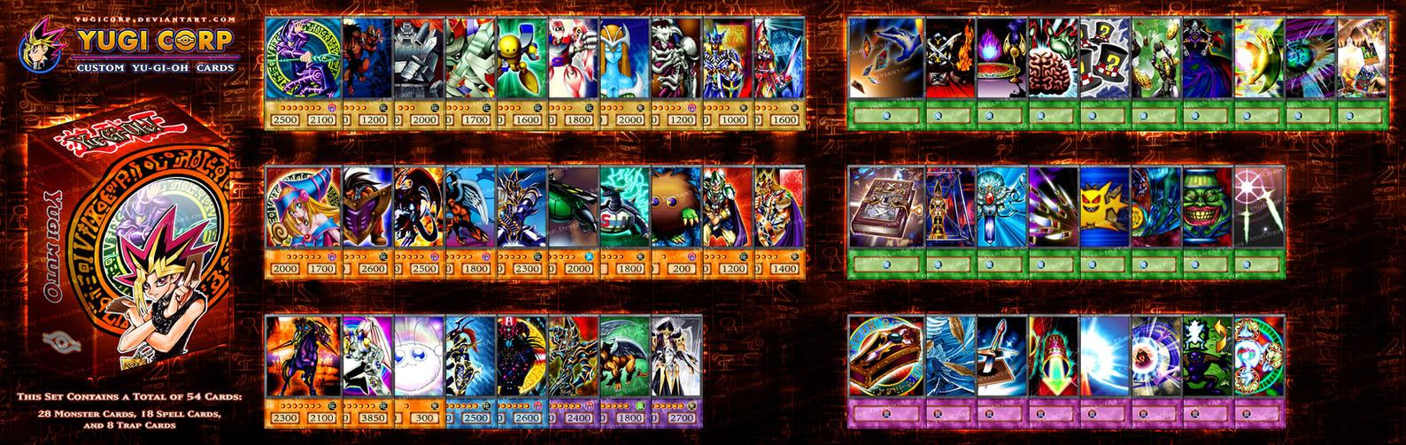 character deck yugi muto by yugicorp on deviantart