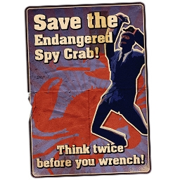 Save the spy crabs by immacraabplz