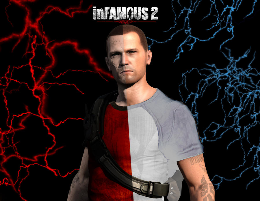 InFamous 2 Karma by Spiderdude10 on DeviantArt
