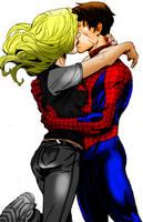 Spider-Man and Gwen by Spiderdude10