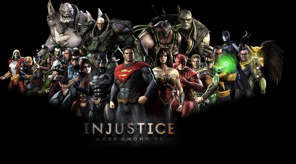 the injustice in the case of claudio Injustice is just a better video game, unfortunately more content, works well in terms of ui and presentation, updated often, the customization is deep, their pro league is better than the twt in terms of production quality.