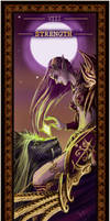 WOW Tarot-Strength-