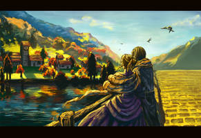 ---Lakeshire--- by Athena-Erocith