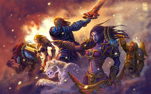 A Call To Arms by Athena-Erocith