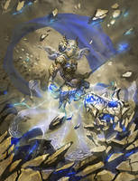 [PFFK] Final Battle Form by Athena-Erocith
