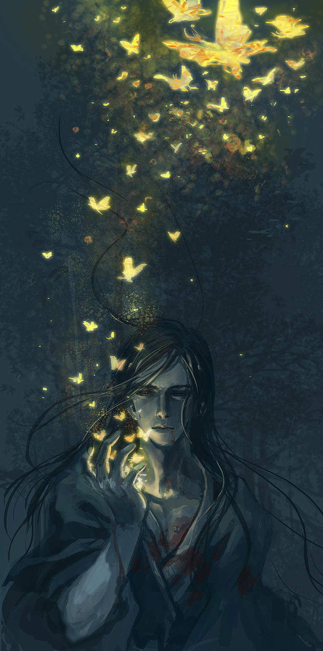 Spirit Butterfly by Athena-Erocith