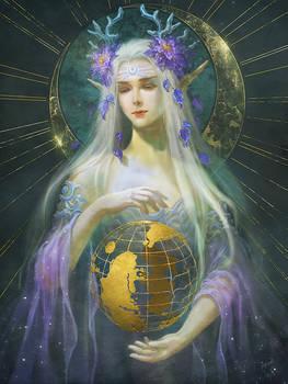 Moon Goddess Elune