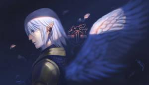 Haurchefant by Athena-Erocith