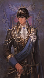 Aymeric as Head of House of Lords