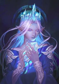 [FFXIV]Lady Iceheart