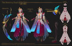 [FFXIV Design Contest]Amaterasu set of Aiming