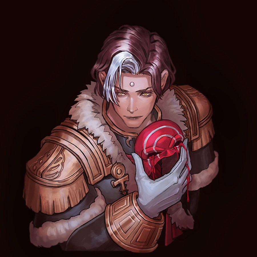 Ffxiv Emet Selch By Athena Erocith On Deviantart Reason he was such a bad grandpa is varis is apparently identical to his father (emet's son) and emet actually loved his son very much, even describing his birth as. ffxiv emet selch by athena erocith on