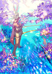 [Crystal Exarch] -In His Garden-