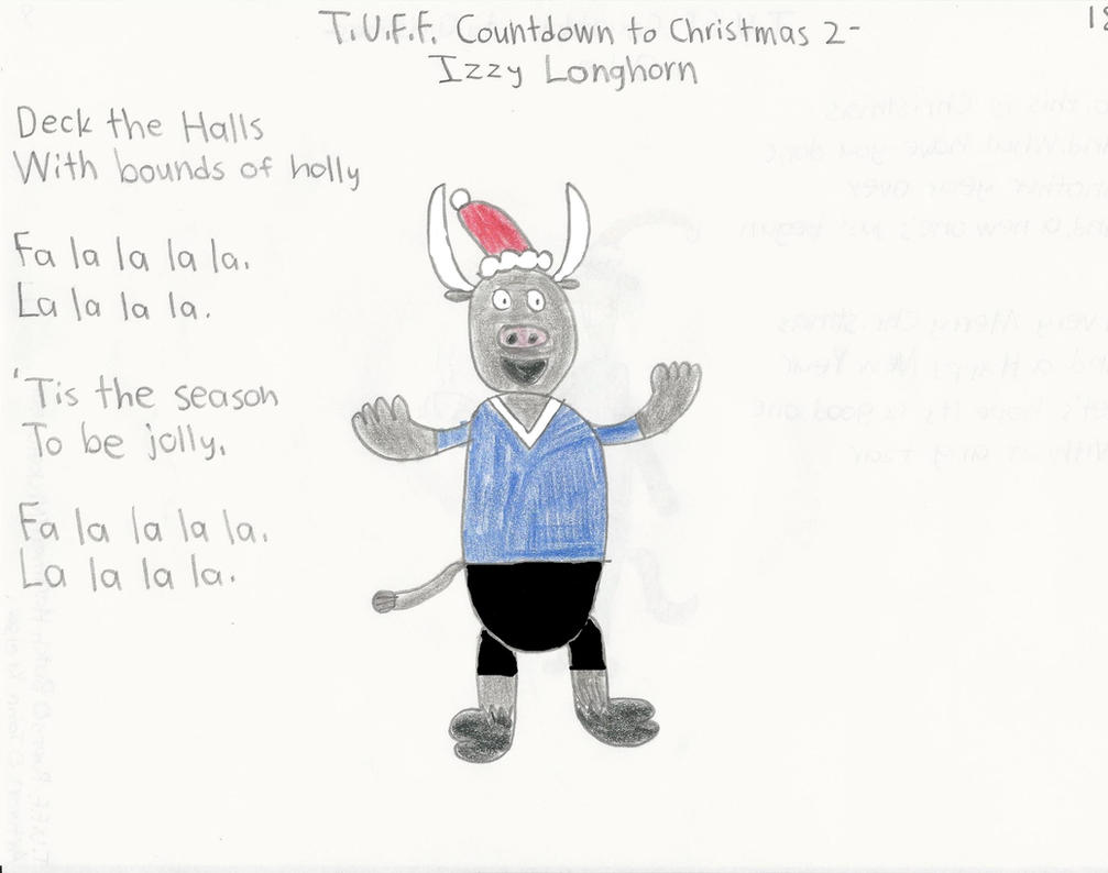 TUFF Countdown to Christmas 2-18 by TUFFAgentShepherd