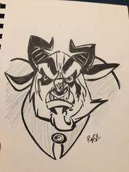 Beast by holeyhippiegeek