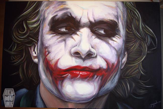 Joker 3 by akumuink