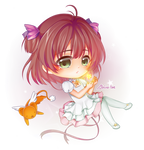 Sakura, Kero