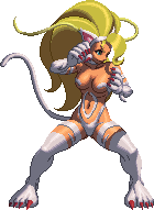 KOF XIII Felicia Palette 2 by CaliburWarrior