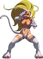 KOF XIII Felicia Palette 2 by CaliburWarrior